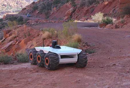 Aion Robotics desarrolla el robot de reconocimiento M6 UGV