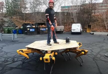 Boston Dynamics después de muchos años mejorándolo saca a la venta a Spot